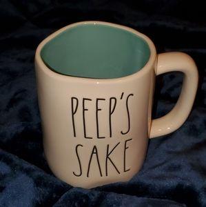 Peeps sake Rae Dunn coffee mug
